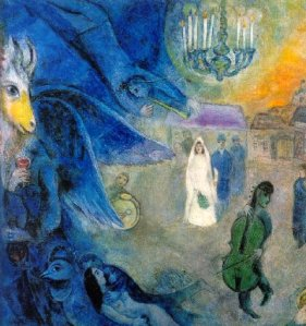 Chagall Wedding