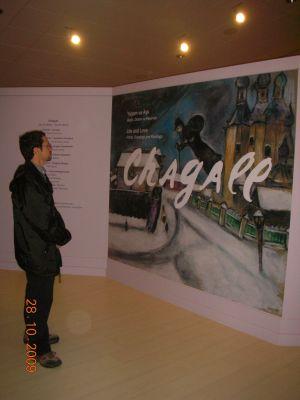 Chagall Sergisi